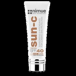 F1109 - Nimue_60ml_Sun-C Tinted SPF 40_L