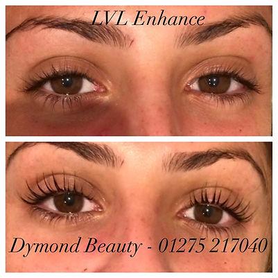 best lvl enhance lashes in bristol salon