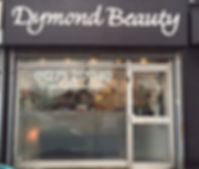 dymond beauty shop in bristol