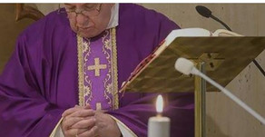 #Coronavirus La messe du pape chaque matin à 7h en direct sur KTO