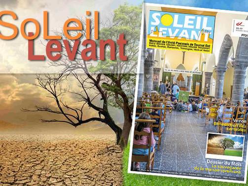 Soleil Levant : QUEL AVENIR POUR NOTRE MENSUEL?