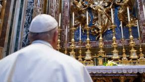 Le Pape François présidera à Rome un temps de prière