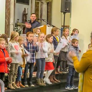 Messe Catétous à Havinnes