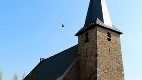Accès interdit à l'église de Quartes et son cimetière