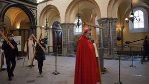 Tournai : le chemin de croix sur internet le 2 avril