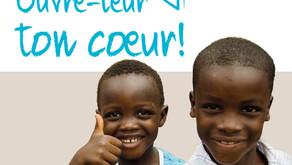 CAMPAGNE MISSIONNAIRE 2020  Ouvre-leur ton cœur
