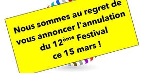 Annulation du 12ème Festival des chorales