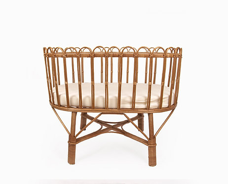 Margot Baby Crib incl. Mattress