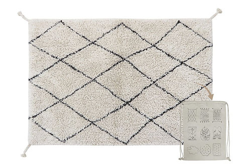 Washable Rug Mini Bereber 70x100
