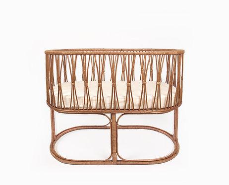 Camille Baby Crib incl. Mattress