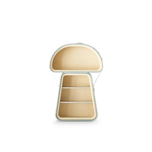 Mushroom Bookcase