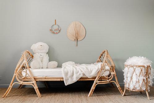 Design Bed June incl. Mattress 70x140