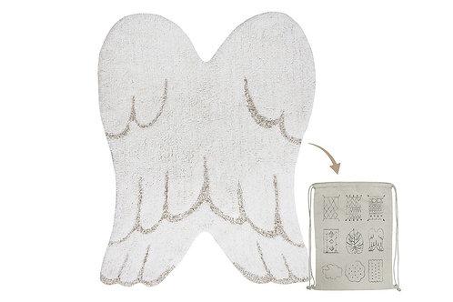 Washable Rug Mini Wings 75x100