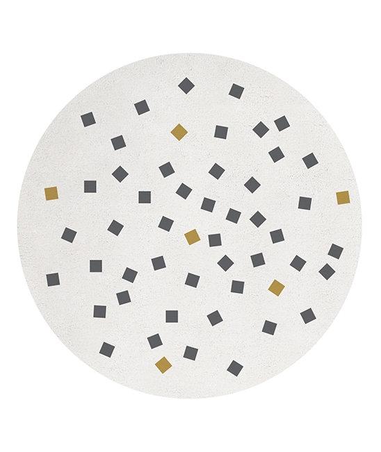 Small Squares Rug 150cm