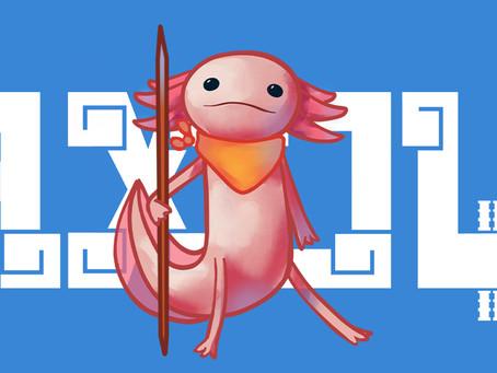 """¡""""Axol"""", el videojuego que salvará a los ajolotes!"""