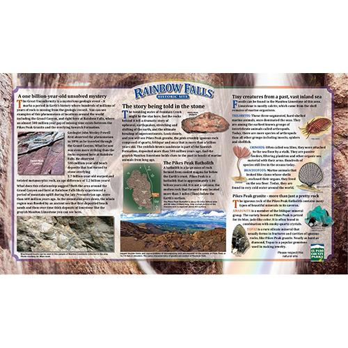 Rainbow Falls Geology