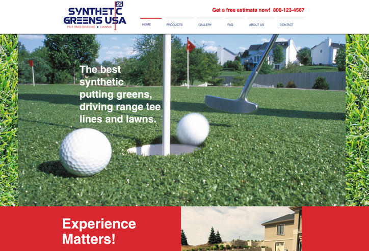 Synthetic Greens USA