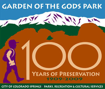 Garden of the Gods 100th Anniversary