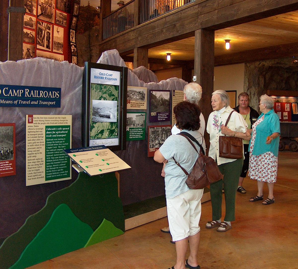 Railroad Visitors