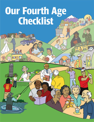 Our Fourth Age Checklist Booklet