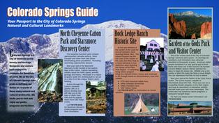 Community Tourim Brochure