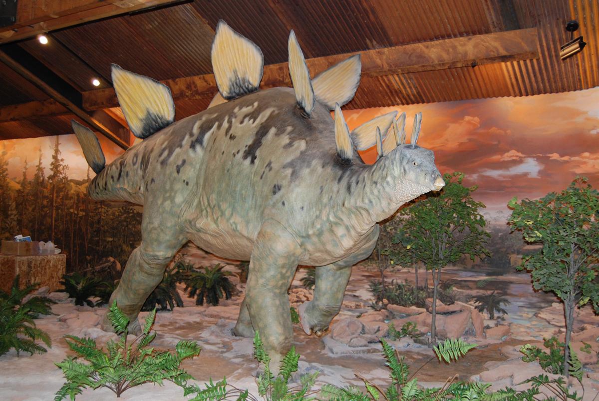 Jurassic Diorama