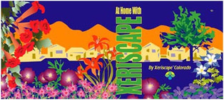 Denver Water At Home With Xeriscape Book