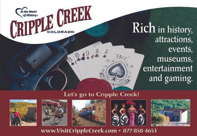 Cripple Creek toursim digital advertising