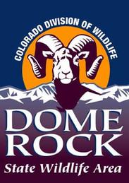 Colorado Division of Wildlife  Dome Rock