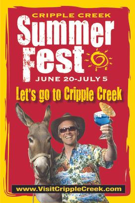 SummerFest event digital advertising