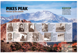 Pikes Peak - the lure of the summit