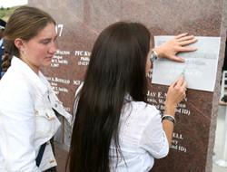 Pikes Peak Region's Memorial Wall