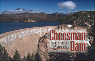 Denver Water Cheesman Dam 100th Anniversary Book