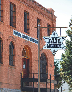 Outlaws and Lawmen Jail Museum