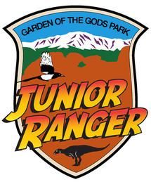 GOG Junior Ranger Logo