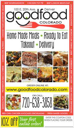 Restaurant digital advertising