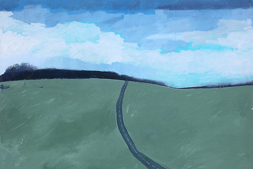 Over Cutter Ridge