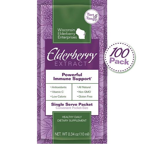 Elderberry Extract - 100 Pack