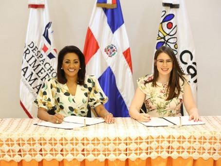 Firma de acuerdo para promover la Inclusión Social en República Dominicana