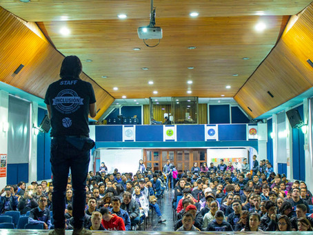 Capacitación Best Buddies Colombia 2019