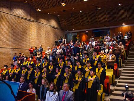 Primera promoción de aprendices SENA Técnicos con Discapacidad Intelectual en Colombia