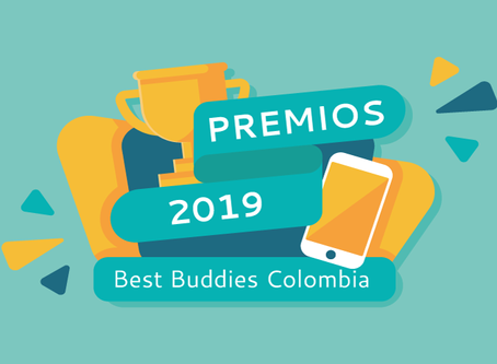 Premios Best Buddies Colombia 2019