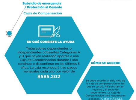 Ayudas del Gobierno Colombiano Frente Al COVID-19 (Coronavirus)