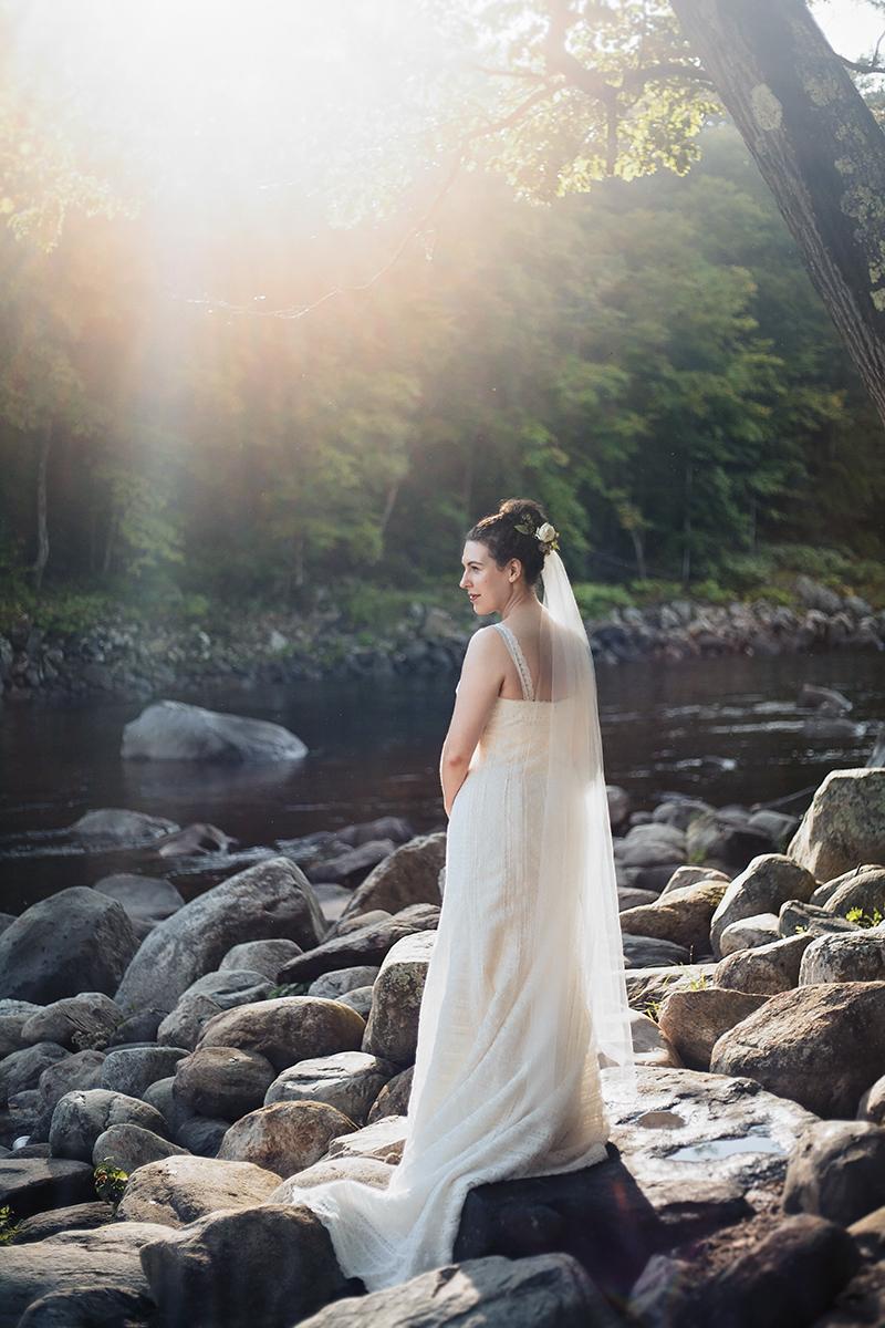 Lakeside Bride