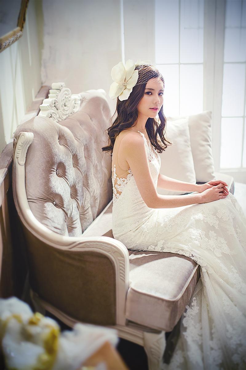 Bridesmaid Sitting