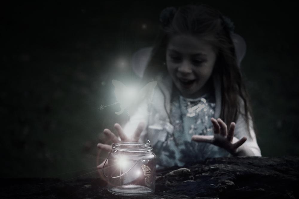 Fairy in a Jar Escape