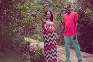 Terrell's Maternity Session