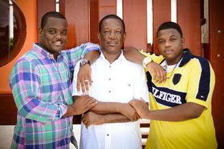 The Delancy Family
