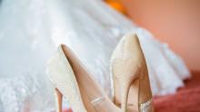 Evie's Wedding Day