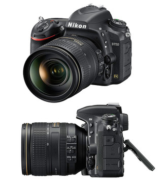Nikon D750 Officially Announced: A 24MP Full Frame DSLR with Wifi